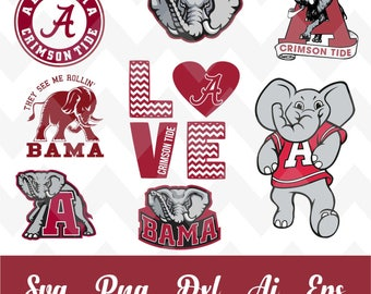 Alabama university svg,team,logo,svg,PNG,eps,dxf,cricut,silhouette,collegiate,ncaa,jersey,banner,proud,mom,wife,love,shirt,tigers,bama,fonts
