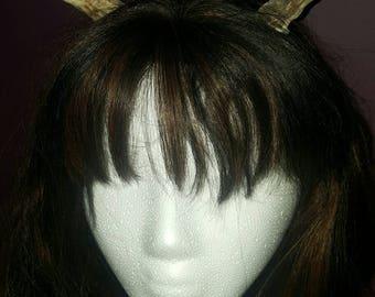 Deer antlers hairpins