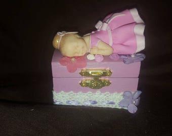 box old girl