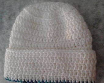 Toddler Crocheted Hats