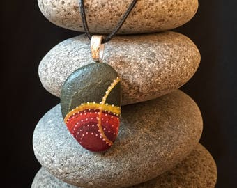 Pebble Stone Pendant