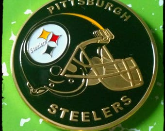 NFL Football Team Challenge Art Coin - PICK Your Team