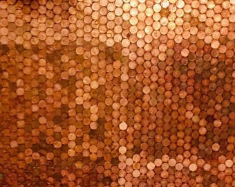 3 x PENNY TILES  (31cm x 32cm).  Each tile