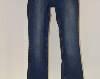 CHICOREE blue jeans