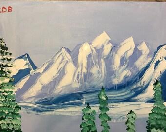 Blue Sky, Blue Mountains
