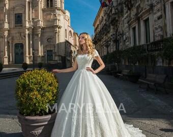 Sicily Bridal- MB-029