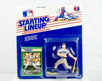 Starting Lineup 1989 Matt Nokes Action Figure Detroit Tigers