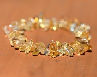 Citrine Healing Stretch Bracelet - SUCCESS