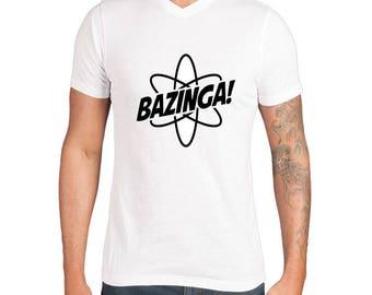 Bazinga- Mens Tee