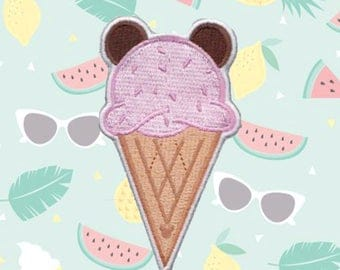 Mickey Cone Patch