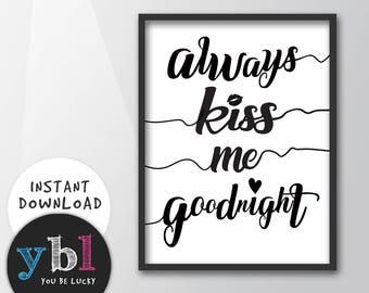 Above Bed Wall Art, Above Crib Art, Master Bedroom Print, Above Bed Decor