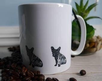 French Bulldog, French Bulldog Mug, Frenchie, Gifts For French Bulldog Lovers, French Bulldog Gifts, Dog Mug, Mug, Gifts For Dog Lovers, Dog