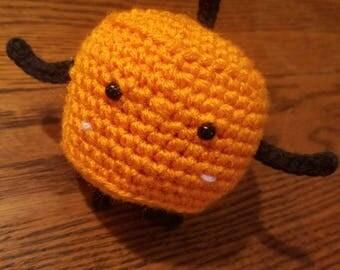Stardew Valley Inspired Crochet Junimo Amigurumi