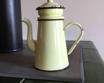 Enamel Coffee pot enamel coffee pot