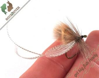 Mayfly Flies Fly Fishing Steelhead Trout Salmon Outdoors Fish On Angler Sportsman