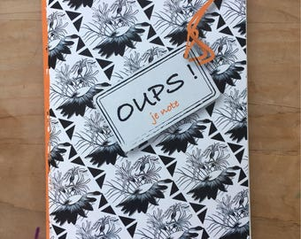 fancy note pad
