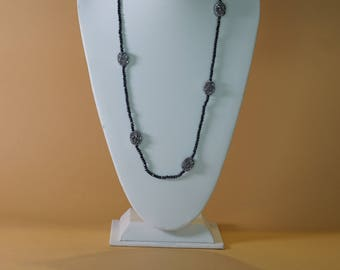 Elegant Handmade Gemstone Necklace