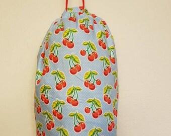 Cherries Grocery Bag Dispenser