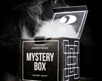 Mystery Box, Surprise Box, Random Stuff, TAKE A CHANCE