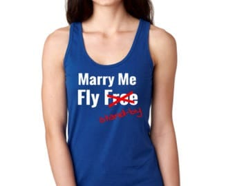 Marry Me, Fly Free