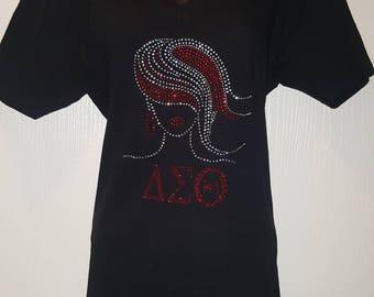 Delta Sigma Theta Short Sleeve Shirt