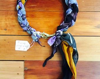 Deluxe Plait Collar
