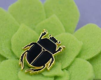 Beetle Soft Enamel Lapel Pin