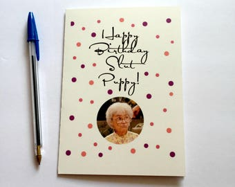 Golden Girls Happy Birthday Greeting Card