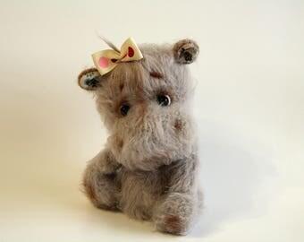 Hippo toy Hippo doll Hippo Cute Hippo Crochet Hippo Amigurumi Hippo plush Hippo crochet Stuffed Hippopotamus