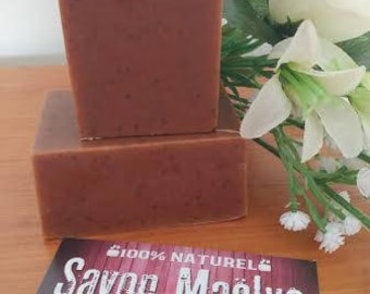 SOAP natural exfolliant coffee and chocolate