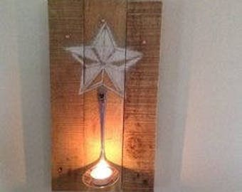 Star Tea-light Holder