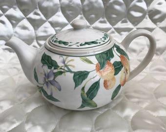 Vitromaster Genuine Stoneware Tea Pot (Nature)