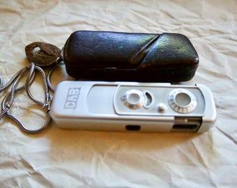 Minox A Subminiature Vintage 9.5mm Camera