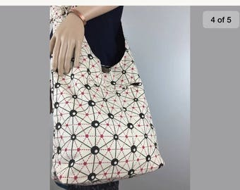 Hippie Boho Shoulder Cotton Bag