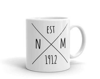 New Mexico Statehood - Coffee Mug