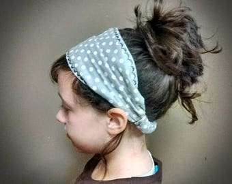 Flannel Headband