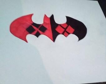 Batman Harley Quinn picture