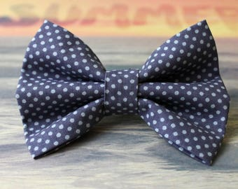 The Purr-fect Summer Bow Tie