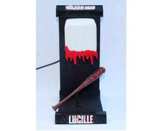 Lámpara Led The Walking Dead LUCILLE Led Lamp
