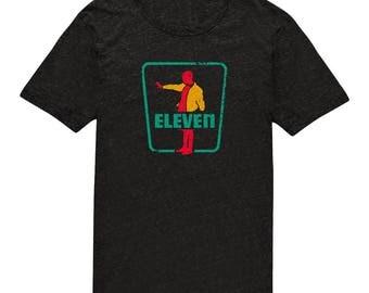 Seven Eleven Stranger Things Tshirt