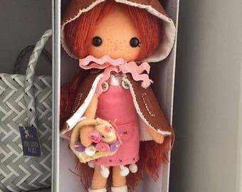 Woodland doll