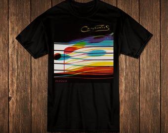 The Carpenters Passage Music Album Cover Black T-shirt