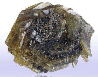 Baryte; Roger quarries, João Pessoa, Paraíba, Brazil --- fine and rare minerals