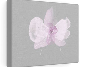 Orchid - Simple - Style Wall Art - Flower