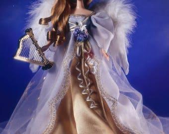 Harpist Angel™ Barbie® Doll