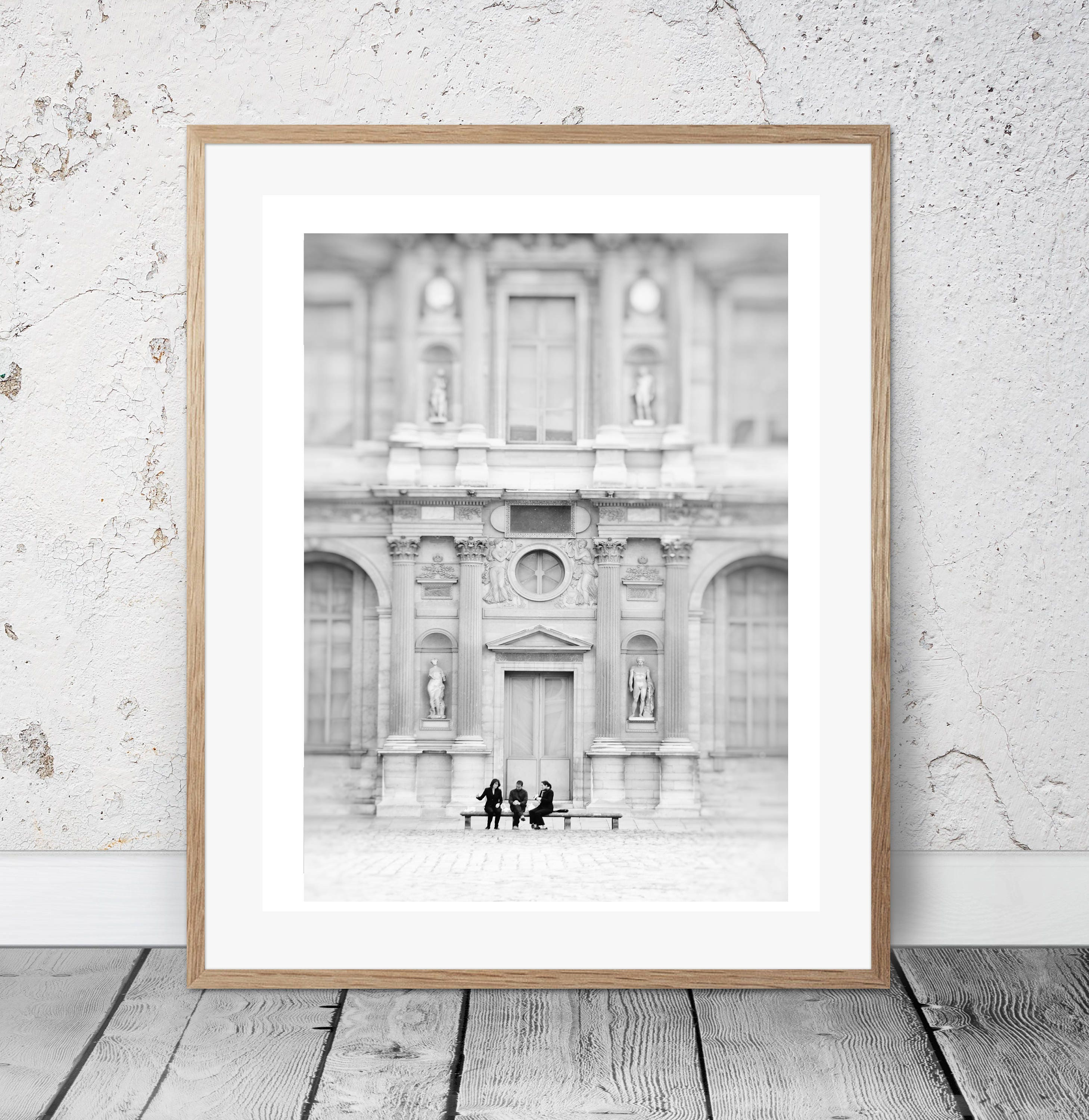 Paris, Wall Art, Photography, Digital Download, Architecture, Digital  Print, Art U0026 Collectibles, Museum, Beautiful Art, Louvre,
