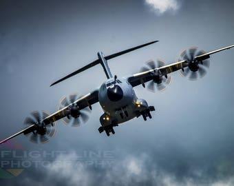 RAF Airbus A400M 'Atlas'