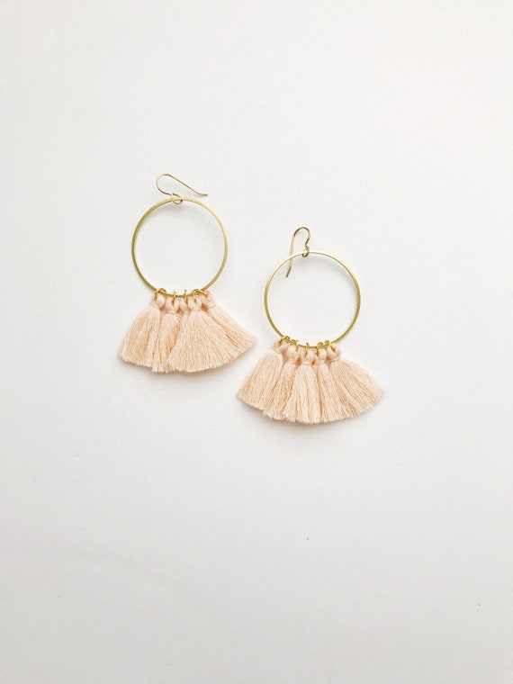 The Britt Earrings, more colors available
