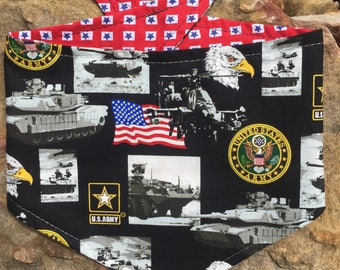 Army Reversible Bandana