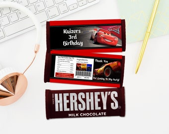 diy candy bar wrappers